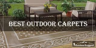 best outdoor carpets 2019 comfortable improvised design outdoorsuggest