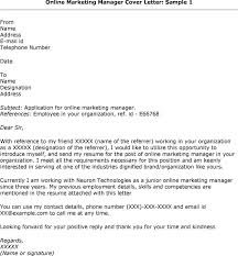 Sample Cover Letter For Job Application Online Letters Sample Cover