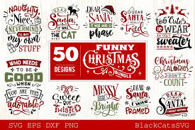 This christmas png frame and photo frame psd you can download free from our site. Funny Christmas Svg Bundle 50 Designs Graphic By Blackcatsmedia Creative Fabrica Christmas Humor Christmas Svg Design Bundles