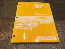 rx7 manual 1988 mazda rx 7 electrical wiring diagram service manual rx7