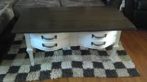 diy wood coffee table unique one of a kind