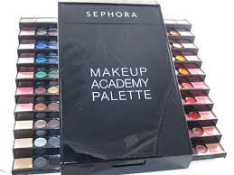 sephora makeup academy blockbuster palette 20