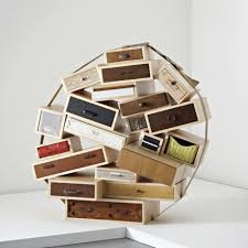 TEJO REMY Unique 'You Can't Lay Down Your Memories' cabinet, designed 1991