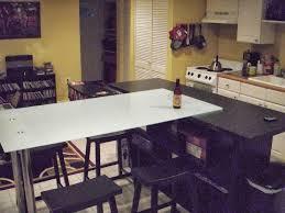 Kitchen Dining Island White Tablekitchen Table Tabledining Islands