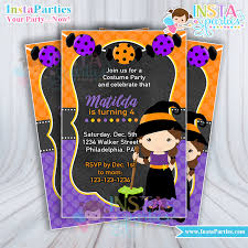 costume party invites halloween witch invitations witch invitation halloween birthday