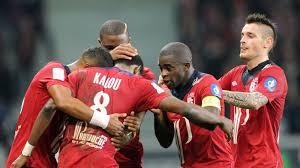 Lille scrape past toothless Brest   Football News