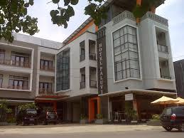 Hotel Laut Jaya Pondok Wisata Pangandaran 2014