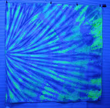 Black Light Tie Dye Black Light Tie Dye Tapestry Wall Hanging Collage Dorm Decor