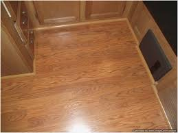 should i put wood floors in my kitchen luxury laminate in travel trailers