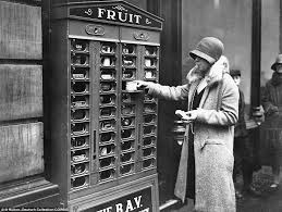 History Of Vending Machines Impressive A History Of Vending I Heart Literati