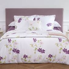yves delorme clematis duvet cover