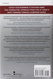 the extraordinary coach how the best leaders help others grow the extraordinary coach how the best leaders help others grow business books john zenger kathleen stinnett 9780071703406 amazon com books