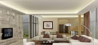 Modern minimalist living room ceiling lighting