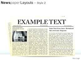 Old Time Newspaper Template Word Free Templates For Word Fresh Newspaper Template Download