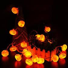 halloween party lighting. Halloween Party Diy 10 4/5\u0027 20 LEDs Pumpkin String Light Lighting R