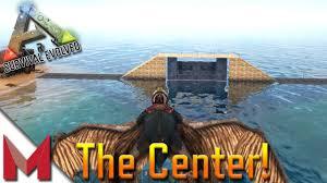 Ark Bridge Design Water Pen Bridge Build On The Center Ark Survival Evolved Gameplay S4e13