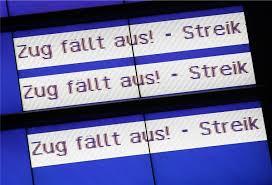 Streik im Personenverkehr der Bahn hat begonnen