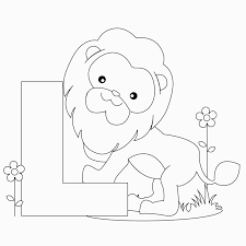 Free Printable Alphabet Coloring Pages For Kids Best For Letter L