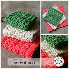 Red Heart Scrubby Yarn Patterns Delectable Top Picks 48 Free Crochet Cloth And Scrubby Patterns Snappy Tots