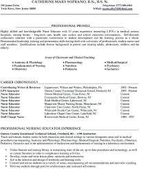 Educator Sample Resumes Adorable Get 44 Nurse Educator Resume Build Your Own Version Www