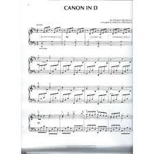 Robert schultz's faithful setting is for the advanced pianist. Hal Leonard Corp 202116 Johann Pachelbel Canon In D Piano Or Organ Solo Sheet Music