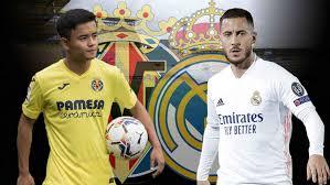 Villarreal - Real Madrid: Un Real Madrid plagado de bajas se pone a prueba  ante el Villarreal de Emery
