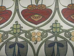 Curtain Fabric Voyage Decoration Belle Epoque Rennie Mackintosh Designer Curtain