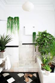 A Beautifully Designed And Decorated Bathroom Filled With House