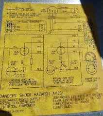 installing hard start capacitor into my rv air conditioner schematic diagram airxcel specs