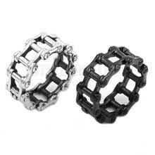stbzcxh motorcycle snless steel jewelry silver mens boys