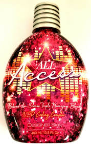 Revival Designer Skin Designer Skin All Access Triple Cooling Bronzer Tanning Bed Lotion 13 5oz