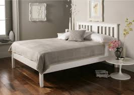malmo white wooden bed frame painted wood wooden beds white wooden bunk beds