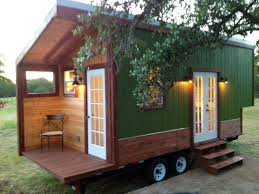 Small Picture Modern and Rustic Tiny House For Sale in Austin Texas