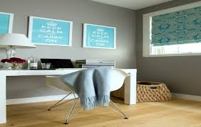 gray office ideas. Turquoise And Gray Office Blue Ideas L
