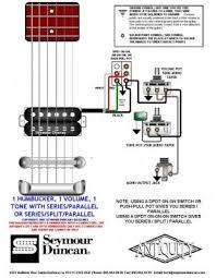 humbucker series split parallel wiring squier talk forum Humbucker Parallel Wiring 1hb_1vol_1tone w series_par jpg series parallel humbucker wiring