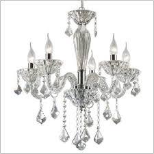 ideal lux tiepolo 5 lighting hand blown glass chandelier sp5 034713