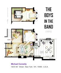 The Apartment From The Movie The Boys In The Band By Nikneuk On