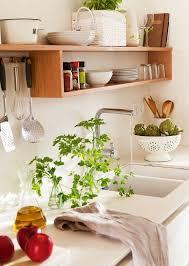 Decoración De Cocinas Antiguas  38 Ideas GenialesDecorar Muebles De Cocina