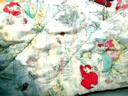 little mermaid crib bedding set little mermaid baby bedding little mermaid baby bedding set little mermaid
