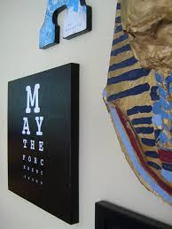 Subway Eyechart Art Markova Design