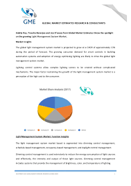 Global Light Management System Market Size Analysis