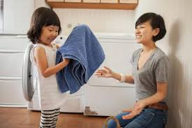An Age Appropriate Household Chores List For Kids