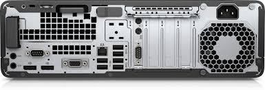 hp elitedesk 800 g3 3 4ghz i5 7500 sff black pc