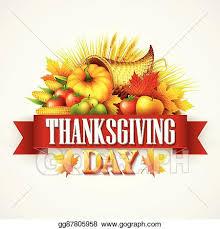 Vector Illustration Illustration Of A Thanksgiving