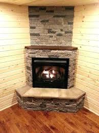 wood burning fireplace ideas tile corner stove insert designs diy