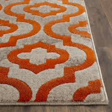 grey and orange area rug trend round area rugs on area rugs home depot