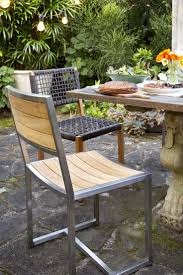Designer Patio Table Eco Outdoor Balfour And Lennox Dining Chairs Outdoor