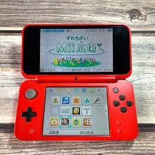 Máy Nhật Cũ] Máy Chơi Game New Nintendo 2DS LL Pokemon Code 60080