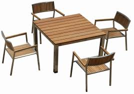 modern wood and metal furniture. Gorgeous Hardwood Garden Table And Chairs Outdoor Wood Set Wooden. Metal Furniture Modern E