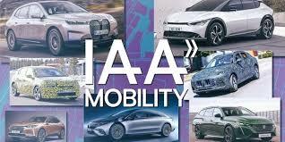 Jun 08, 2021 · september in münchen soll es nicht nur ums auto gehen. Iaa 2021 Die Herbst Neuheiten In Der Vorschau
